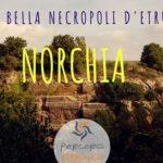 La più bella necropoli d'Etruria: Norchia