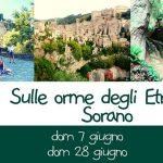 Sulle orme degli Etruschi: Sorano e le vie cave